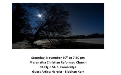 Cambridge Male Chorus Announces Christmas 2019 Concerts